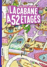 La cabane à étages. Volume 4, La cabane à 52 étages