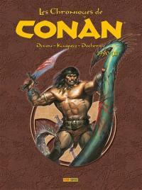 Les chroniques de Conan. 1990. Vol. 2