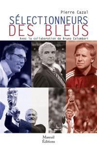 Sélectionneurs des Bleus