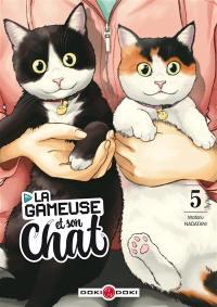 La gameuse et son chat. Vol. 5