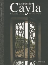 Les mots du Cayla