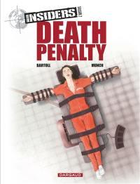 Insiders. Volume 3, Death penalty