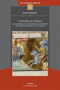 Croisades en Afrique