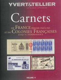 Carnets de France et des colonies françaises. Volume 4,