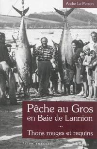 Pêche au gros en baie de Lannion