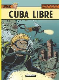 Lefranc. Volume 25, Cuba libre