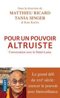 Pouvoir et altruisme
