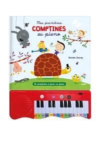 Mes premières comptines au piano