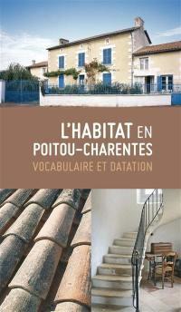 Habitat en Poitou-Charentes