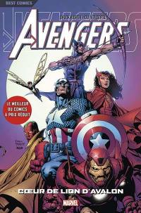 Avengers. Volume 4, Coeur de lion d'Avalon