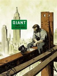 Fourreau Giant tomes 1 et 2