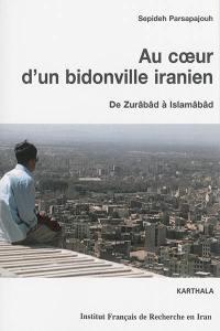 Au coeur d'un bidonville iranien