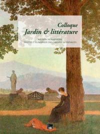 Jardin & littérature