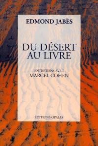 Du désert au livre