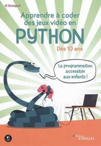 Apprendre à coder des jeux vidéo en Python