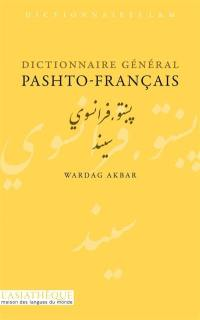 Dictionnaire général pashto-français