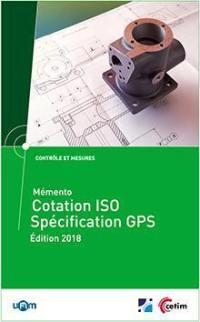 Mémento cotation ISO, spécification GPS