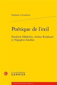 Poétique de l'exil