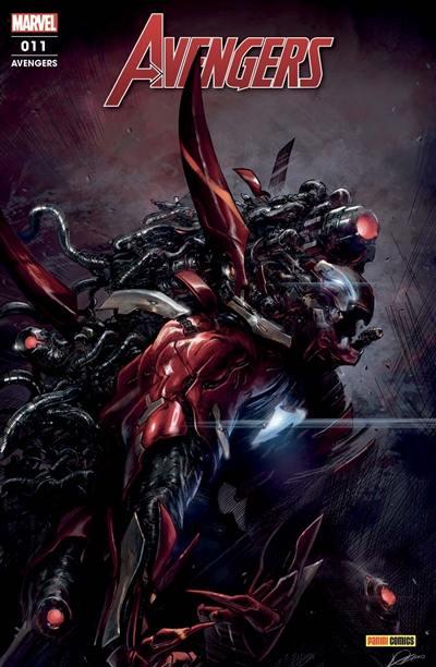 Avengers. n° 11, Veillée de guerre