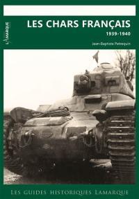 Les chars français : 1939-1940