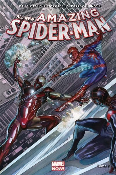 All-new Amazing Spider-Man. Volume 3, Jeu de pouvoir