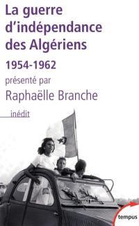 La guerre d'indépendance des Algériens