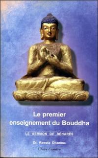Le premier enseignement du Bouddha