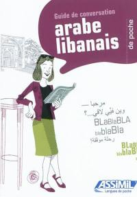 L'arabe libanais de poche