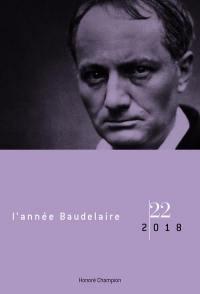 Année Baudelaire (L'). n° 22, Hommage à Claude Pichois