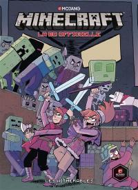 Minecraft : la BD officielle. Vol. 1. Les witherables