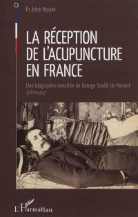 La réception de l'acupuncture en France
