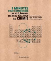 3 minutes pour comprendre les 50 éléments les plus répandus en chimie