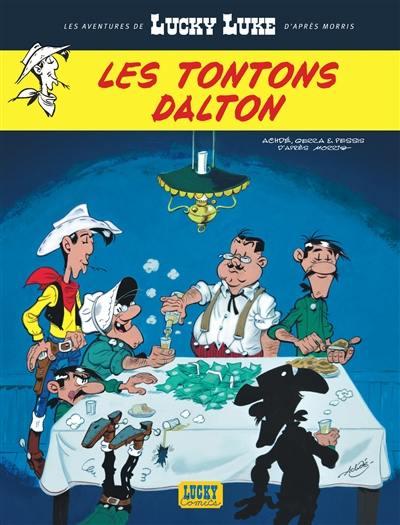 Les aventures de Lucky Luke d'après Morris. Volume 6, Les tontons Dalton
