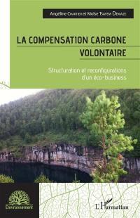 La compensation carbone volontaire