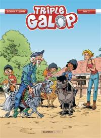 Triple galop. Volume 13,