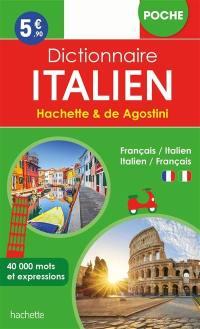 Dictionnaire de poche Hachette & de Agostini