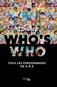 Who's who Disney