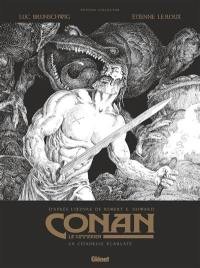 Conan le Cimmérien, La citadelle écarlate