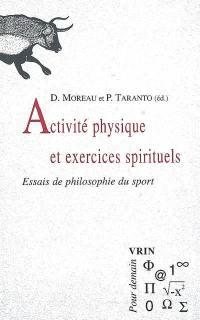 Activité physique et exercices spirituels