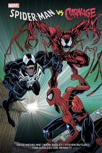 Carnage vs Spider-Man