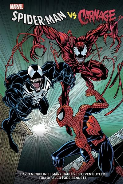 Carnage vs Spider-Man