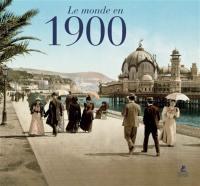 Le monde en 1900
