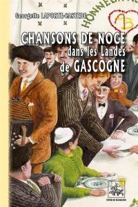 Chansons de noce dans les Landes de Gascogne