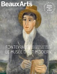 Fontevraud, le musée d'art moderne