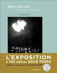 Robert Doisneau au gouffre de Padirac