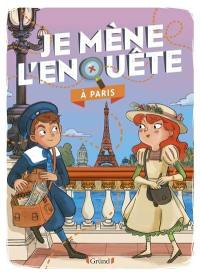 Je mène l'enquête, A Paris