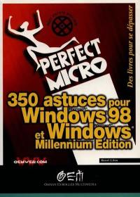 350 astuces pour Windows 98 et Windows Millennium edition