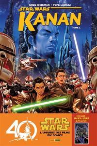 Star Wars. Volume 1, Le dernier Padawan