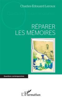 Réparer les mémoires