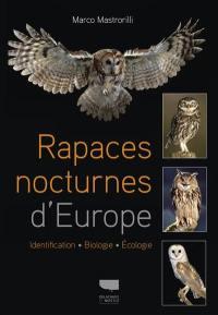 Rapaces nocturnes d'Europe